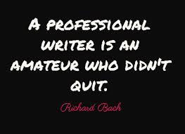 writer blog